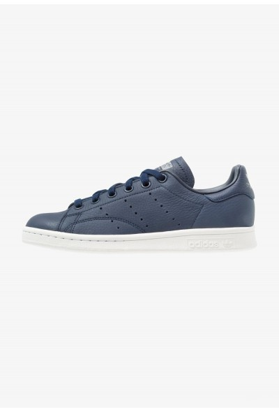 Adidas STAN SMITH - Baskets basses collegiate navy/crystal white/grey three pas cher