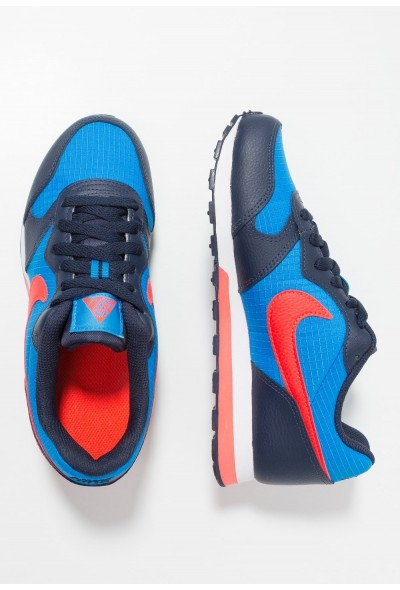 Black Friday 2020 | Nike MD RUNNER 2 - Baskets basses photo blue/bright crimson/obsidian/white liquidation