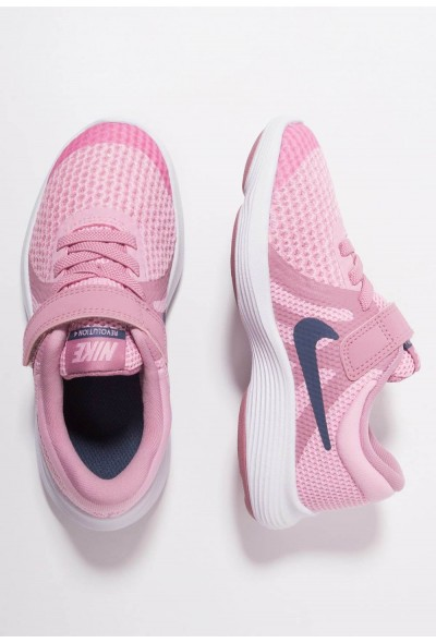 Black Friday 2020 | Nike REVOLUTION 4 - Chaussures de running neutres pink/diffused blue/elemetal pink/white liquidation