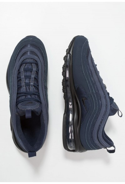 Nike AIR MAX 97 - Baskets basses obsidian/black/midnight navy liquidation