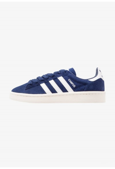 Adidas CAMPUS - Baskets basses dark blue/white pas cher