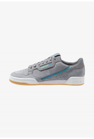 Adidas CONTINENTAL 80 - Baskets basses grey three/grey four pas cher