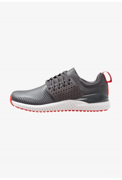 Black Friday 2020 | Adidas ADICROSS BOUNCE - Chaussures de golf grey six/active red/footwear white pas cher