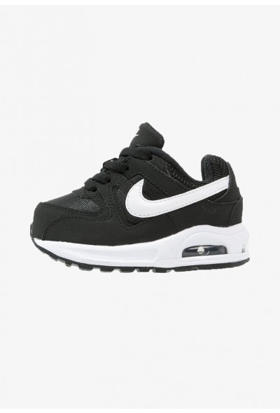 Nike AIR MAX COMMAND FLEX - Baskets basses black/white liquidation