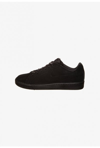 Nike COURT ROYALE  - Baskets basses black liquidation