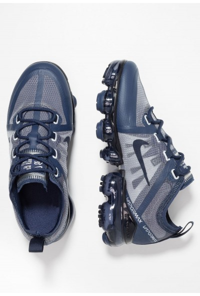 Nike AIR VAPORMAX 2019 - Chaussures de running neutres midnight navy/obsidian/wolf grey liquidation