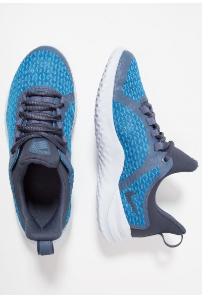 Nike RENEW RIVAL - Chaussures de running neutres diffused blue/thunder blue/blue hero/football grey liquidation