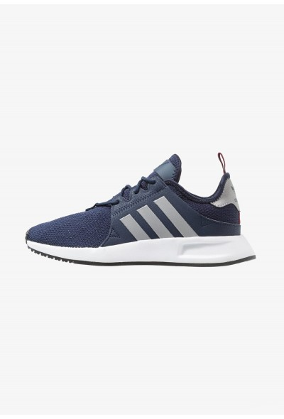 Adidas X_PLR - Baskets basses collegiate navy/silver metallic/collegiate burgundy pas cher