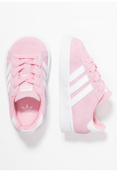 Adidas CAMPUS - Chaussures premiers pas light pink/footwear white pas cher