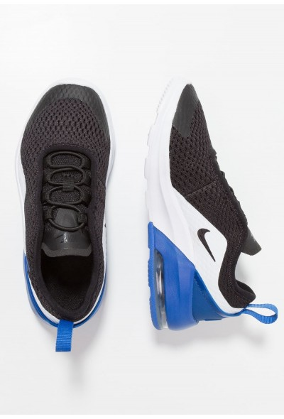 Nike AIR MAX MOTION 2 - Mocassins black/game royal/white liquidation