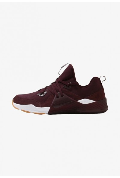 Nike ZOOM TRAIN COMMAND - Chaussures d'entraînement et de fitness deep burgundy/white/gum med brown liquidation