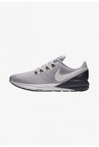 Nike AIR ZOOM STRUCTURE  - Chaussures de running stables  dark grey liquidation