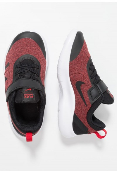 Black Friday 2019 | Nike FLEX EXPERIENCE RN 8 - Chaussures de running neutres black/red orbit/university red/white liquidation