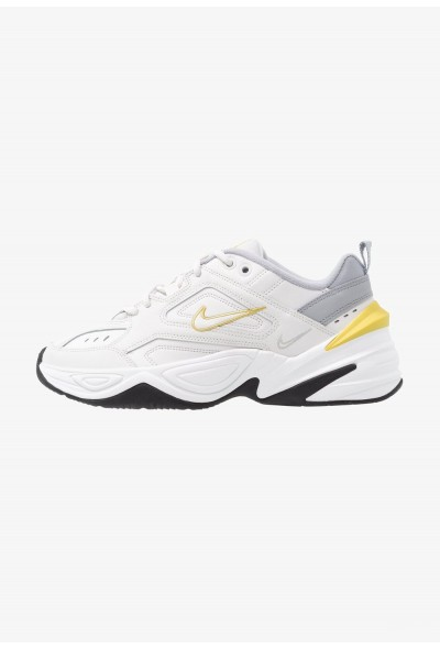 Nike M2K TEKNO - Baskets basses platinum tint/celery/wolf grey/summit white/black liquidation