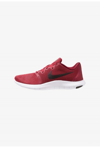 Nike FLEX CONTACT 2 - Chaussures de running compétition team red/black/universal red/white liquidation
