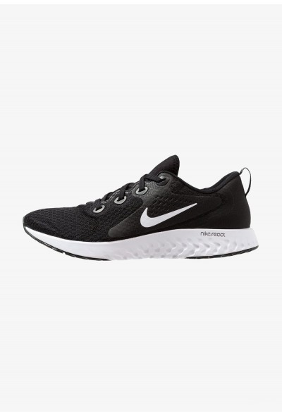 Black Friday 2020 | Nike LEGEND REACT - Chaussures de running neutres black/white liquidation