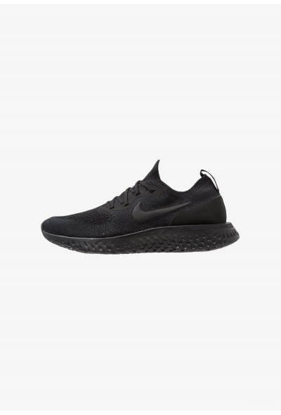 Nike EPIC REACT FLYKNIT - Chaussures de running neutres black liquidation