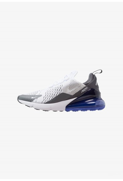Nike AIR MAX 270 - Baskets basses white/persian violet/dark grey liquidation
