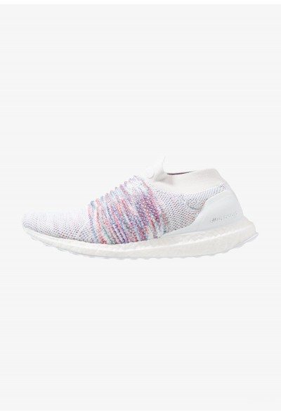 Adidas ULTRABOOST LACELESS - Chaussures de running neutres footwear white/active red/active green pas cher