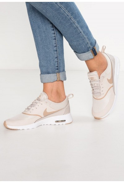 Nike AIR MAX THEA - Baskets basses desert sand/sand liquidation