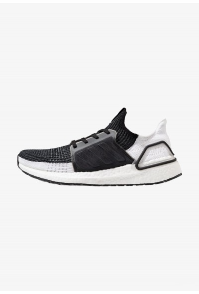Adidas ULTRABOOST 19 - Chaussures de running neutres core black/grey six/grey four pas cher