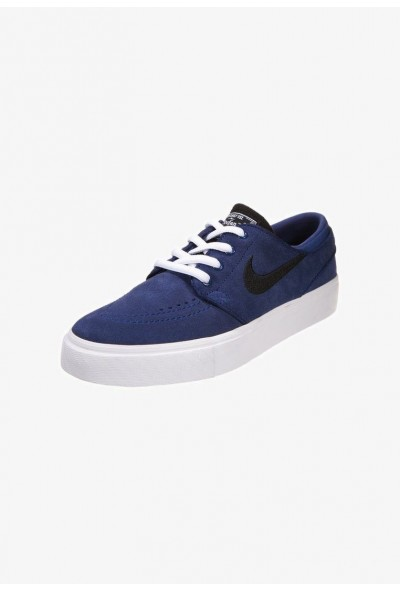 Nike STEFAN JANOSKI - Baskets basses deep royal blue/black/white liquidation