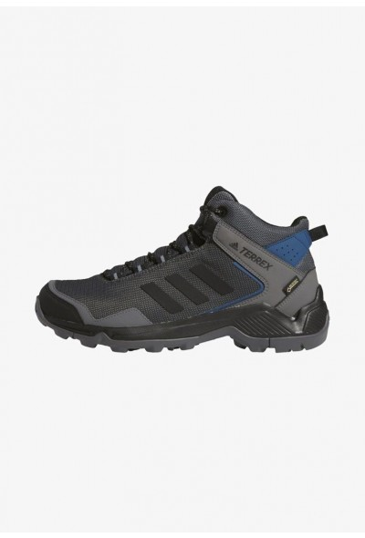 Black Friday 2019 | Adidas Terrex Eastrail Mid GTX Shoes - Chaussures de marche grey pas cher