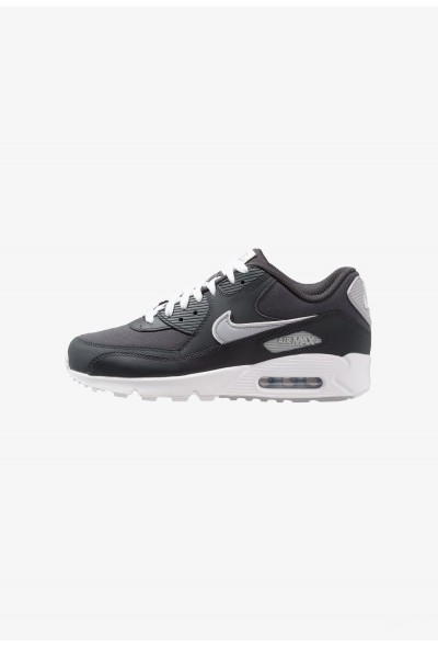 Nike AIR MAX 90 ESSENTIAL - Baskets basses anthracite/wolf grey/white liquidation