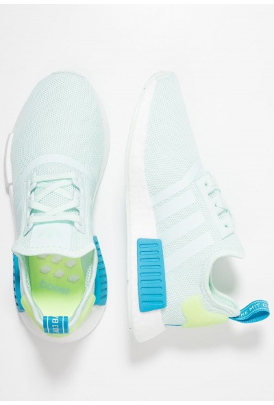 Adidas NMD_R1 - Baskets basses ice mint/shock cyan pas cher