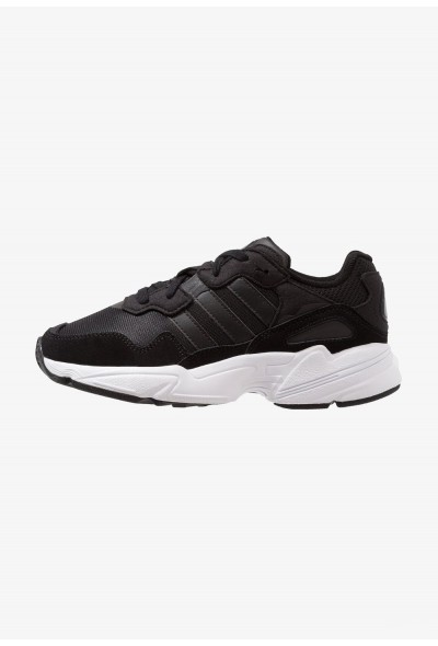 Adidas YUNG-96 - Baskets basses core black/crystal white pas cher