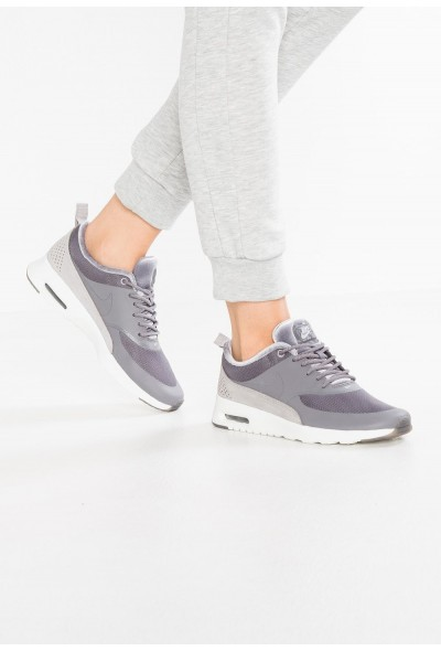 Black Friday 2020 | Nike AIR MAX THEA LX - Baskets basses gunsmoke/atmosphere grey liquidation