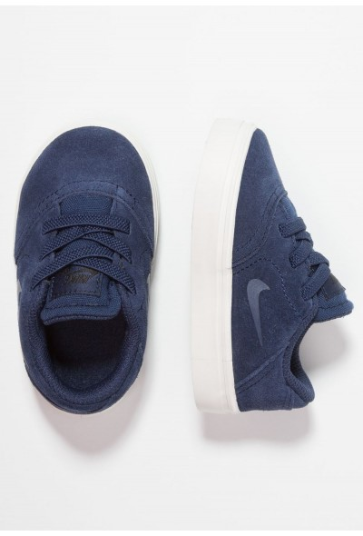 Nike CHECK - Mocassins midnight navy/black/summit white liquidation