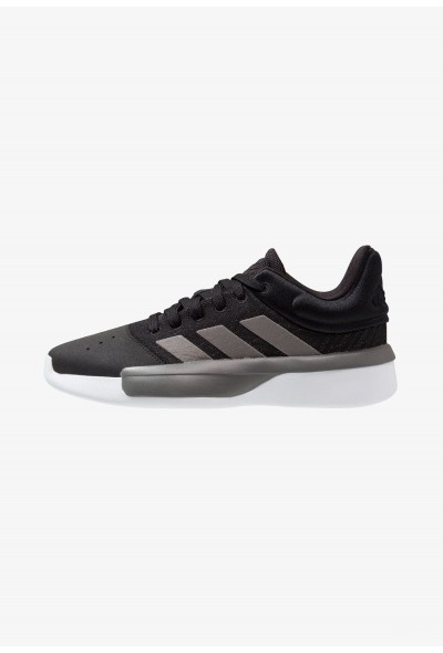 Adidas PRO ADVERSARY 2019 - Chaussures de basket core black/grey four/footwear white pas cher
