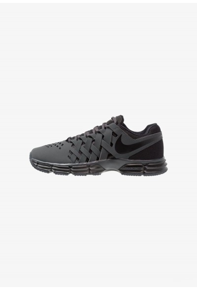 Black Friday 2019 | Nike LUNAR FINGERTRAP TR - Chaussures d'entraînement et de fitness anthracite/black liquidation