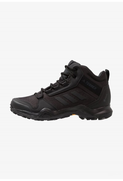Black Friday 2019 | Adidas TERREX AX3 MID GTX - Chaussures de marche clear black/carbon pas cher