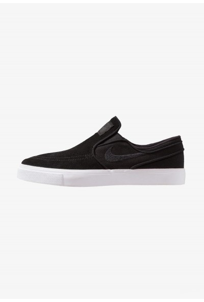 Black Friday 2020 | Nike ZOOM STEFAN JANOSKI - Mocassins black/white liquidation