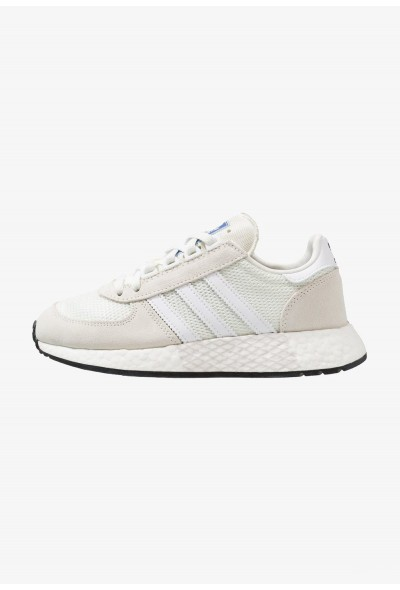 Adidas MARATHON TECH - Baskets basses whitin/footwear white pas cher