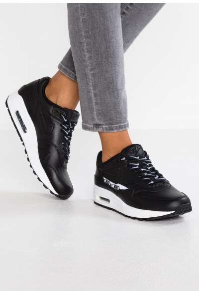 Nike AIR MAX 1 SE - Baskets basses black/white liquidation