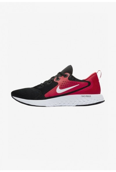 Nike LEGEND REACT - Chaussures de running neutres black/ red liquidation