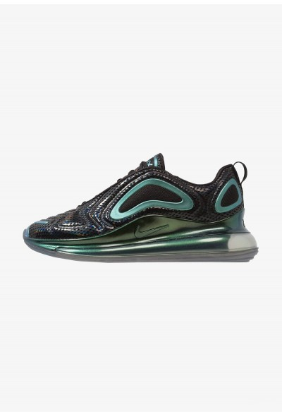 Nike AIR MAX 720 - Baskets basses black/laser fuchsia/anthracite liquidation