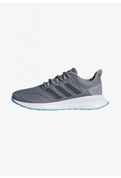 Adidas RUNFALCON SHOES - Chaussures de running neutres grey pas cher