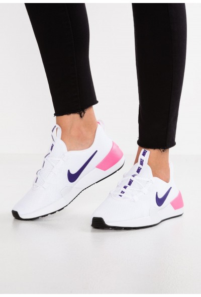 Black Friday 2020 | Nike ASHIN MODERN - Baskets basses white/court purple/laser pink liquidation