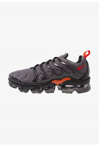 Nike AIR VAPORMAX PLUS - Baskets basses cool grey/team orange/universal gold/anthracite/black liquidation