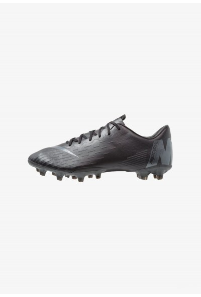 Nike VAPOR 12 PRO AGPRO - Chaussures de foot à crampons black/anthracite/light crimson liquidation