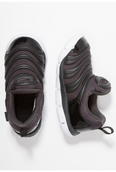 Nike DYNAMO FREE - Mocassins anthracite/white/black liquidation