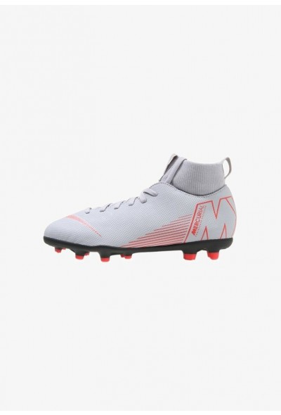 Black Friday 2020 | Nike CLUB MG - Chaussures de foot à crampons wolf grey/light crimson/black liquidation