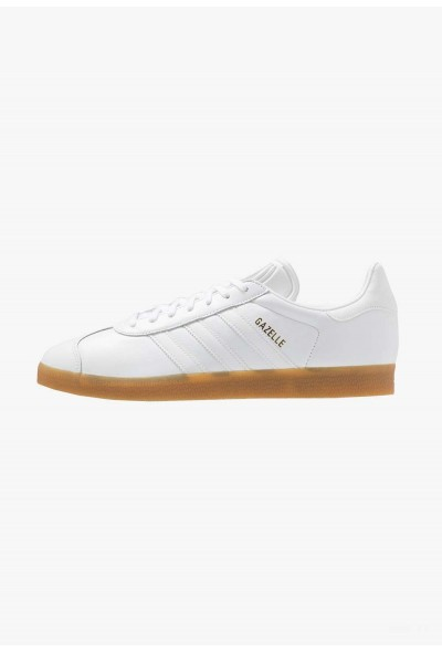 Adidas GAZELLE - Baskets basses footwear white pas cher