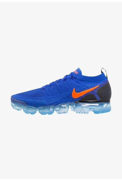 Nike AIR VAPORMAX FLYKNIT - Chaussures de running neutres racer blue/total crimson/black liquidation