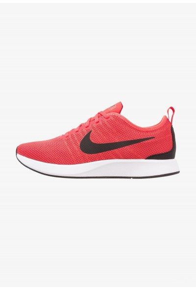 Black Friday 2020 | Nike DUALTONE RACER - Baskets basses track red/black/gym red liquidation