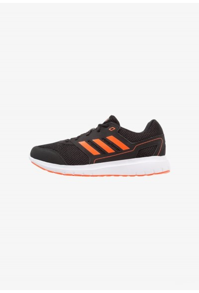 Adidas DURAMO LITE 2.0 - Chaussures de running neutres core black/solar red/footwear white pas cher